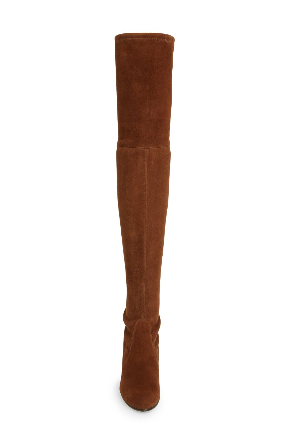 ,                             'Highland' Over the Knee Boot,                             Alternate thumbnail 34, color,                             201