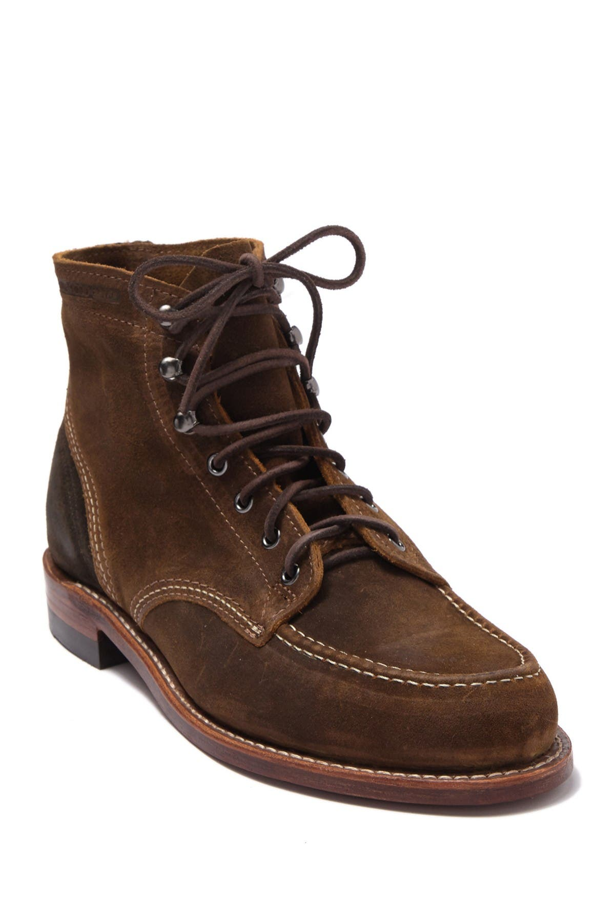 Image of Wolverine 1000 Mile 1940 Suede Boot