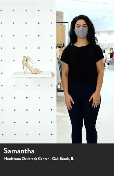 Galen Strappy Platform Sandal, sales video thumbnail