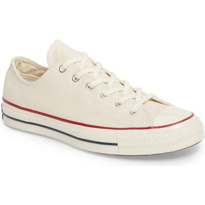 Converse Chuck Taylor All Star 70 Low Top Sneaker, Beige