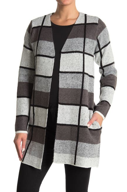 Image of By Design Randee Patterned Cardigan