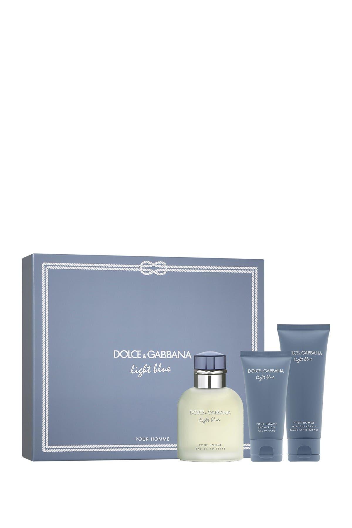 Image of Dolce & Gabbana Light Blue Eau de Toilette Set