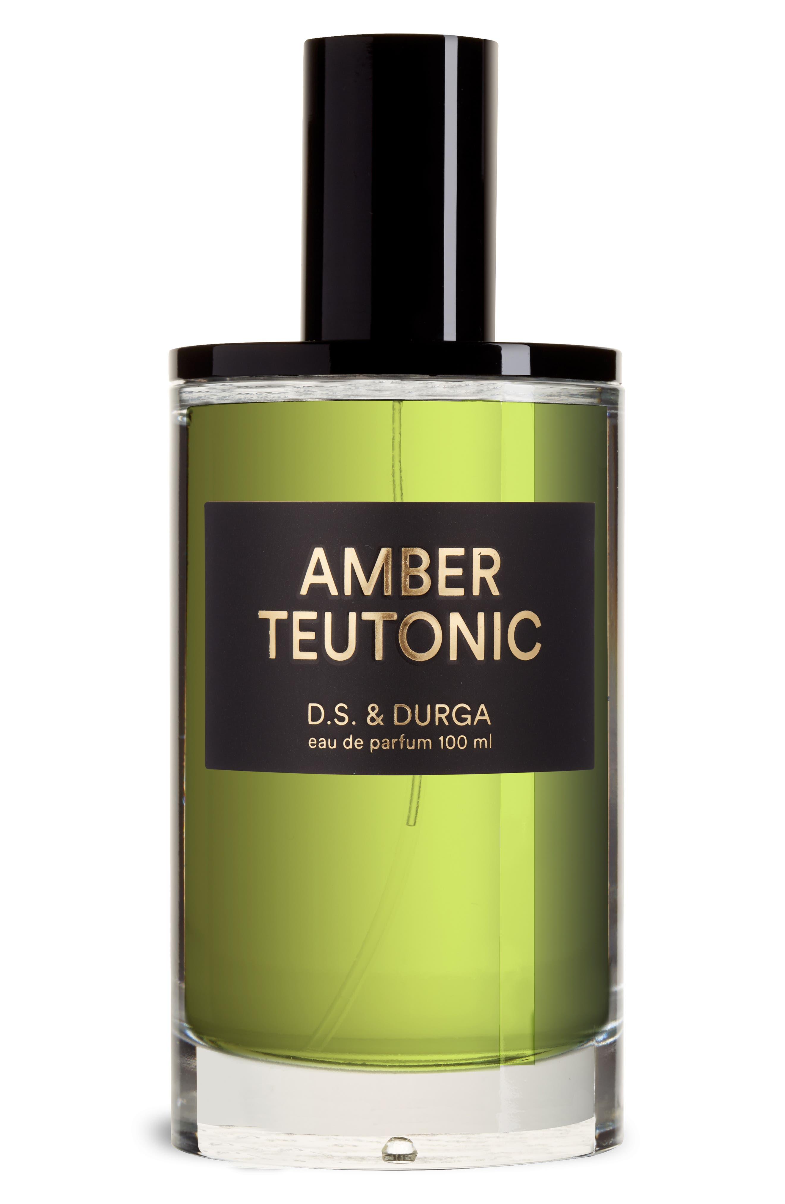 Amber Teutonic Eau De Parfum