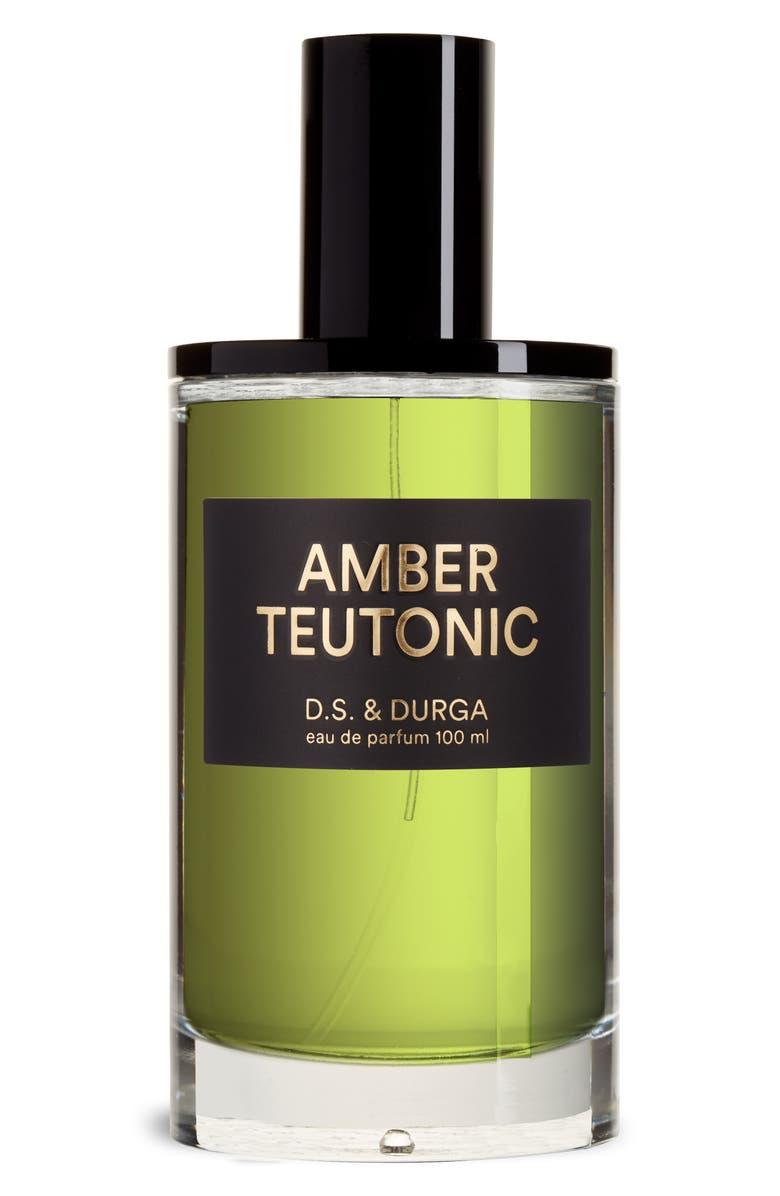 D.S. & DURGA Amber Teutonic Eau de Parfum, Main, color, No Color