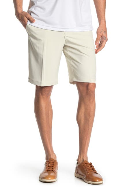 Image of Greg Norman Collection 4 Way Comfort Stretch Waistband Shorts