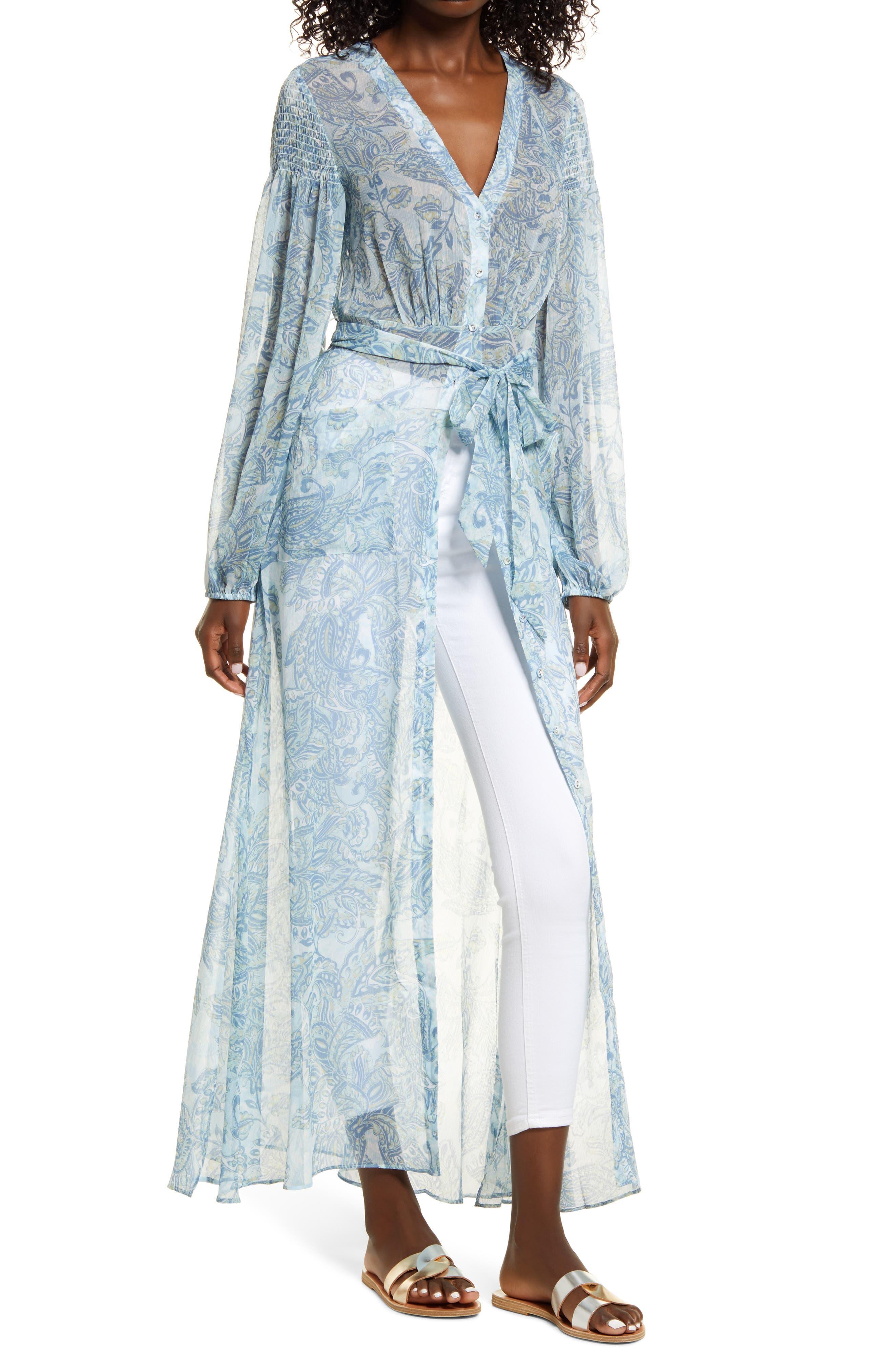 Bre Long Sleeve Maxi Dress
