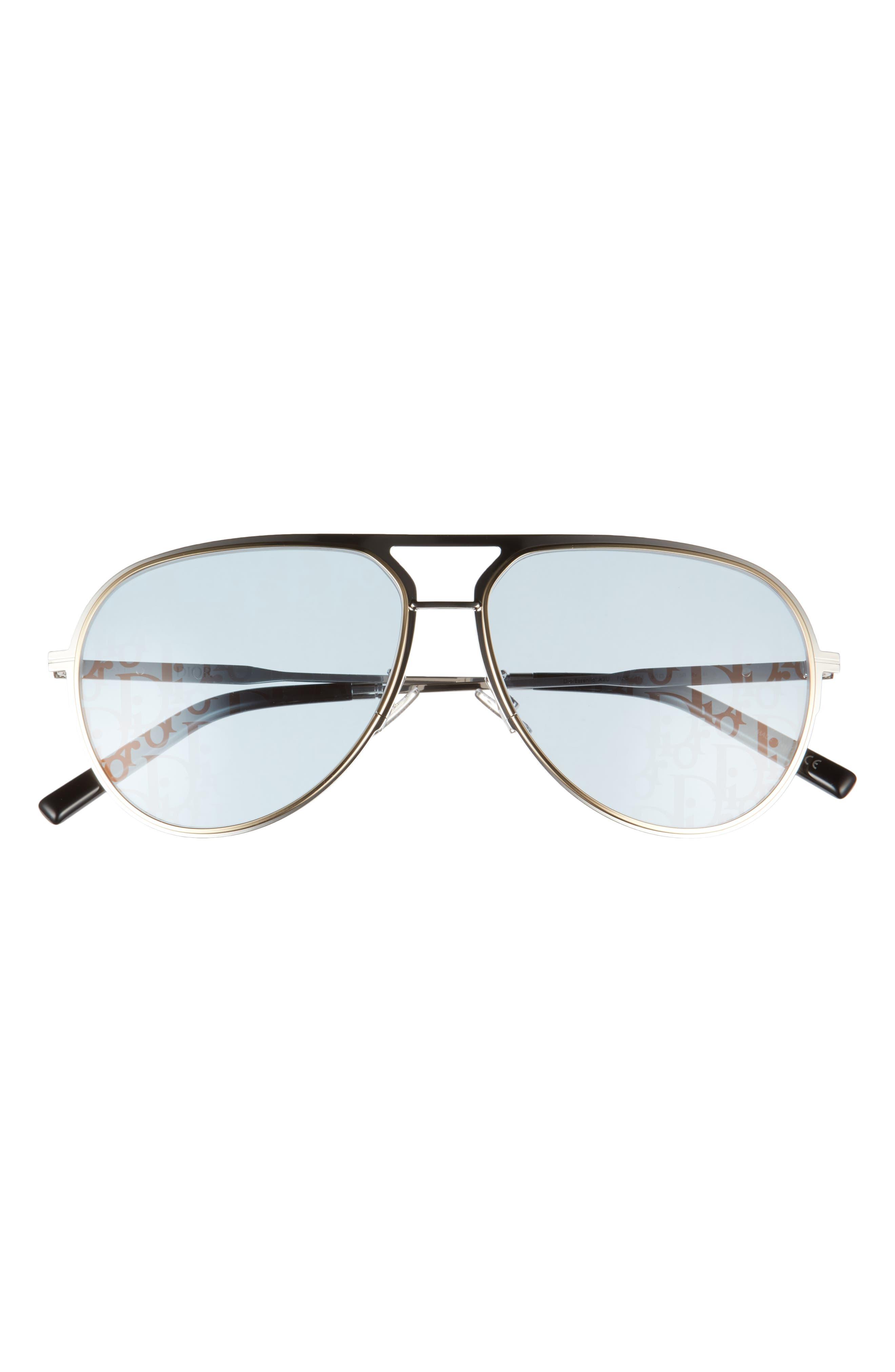 60mm Pilot Sunglasses