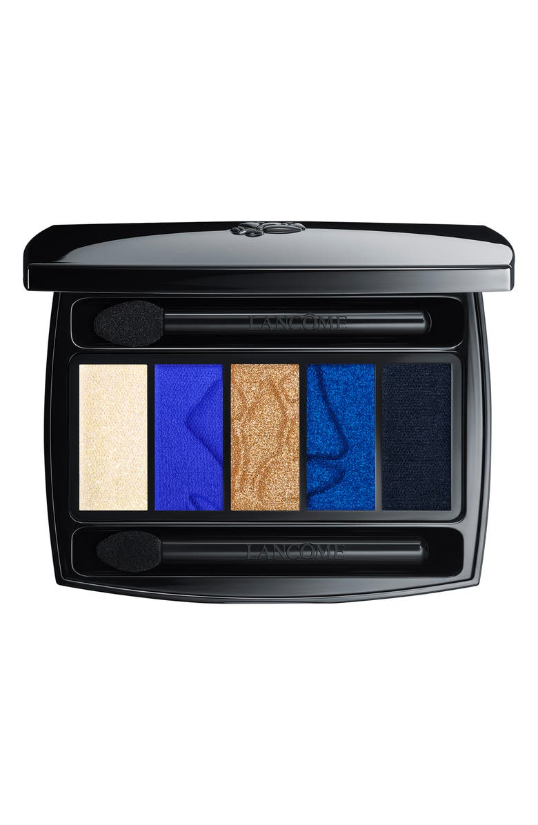 LANCÔME Color Design Eyeshadow Palette, Main, color, BLEU HYPNOTIC