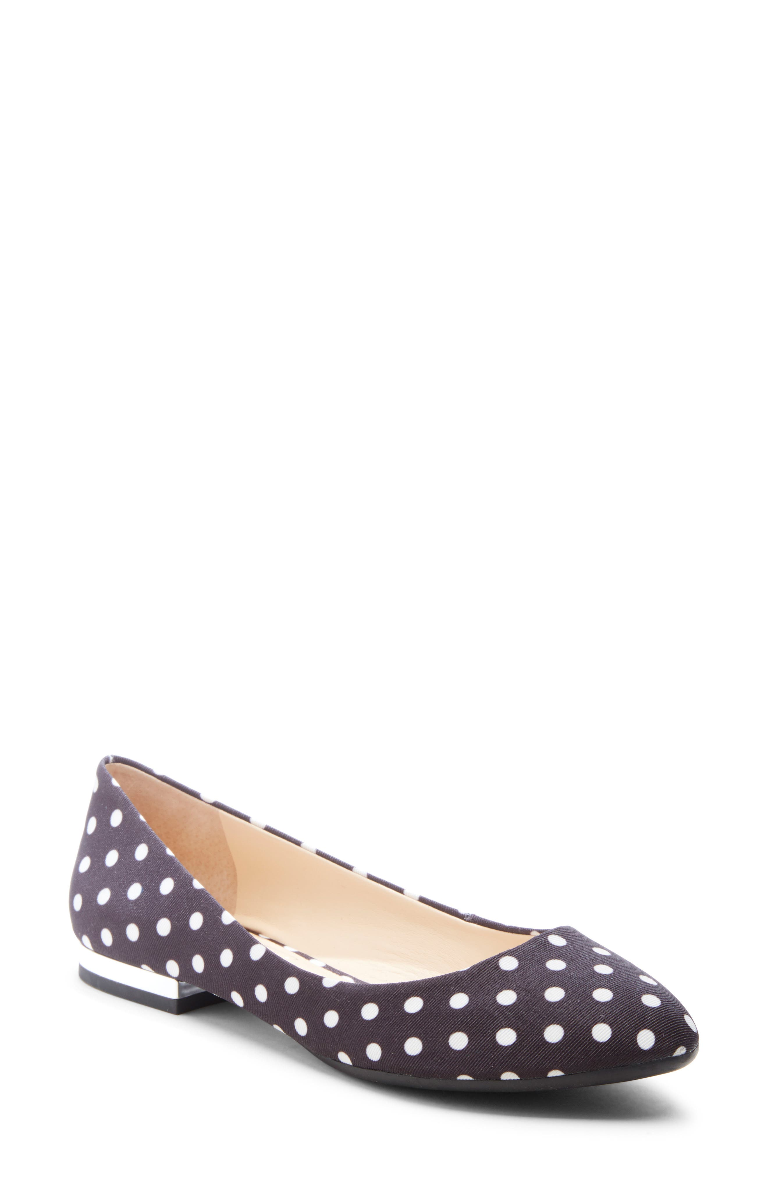 Jessica Simpson Ginly Ballet Flat- Black