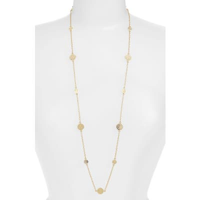 Anna Beck Long Multi Disc Station Necklace (Nordstrom Exclusive)