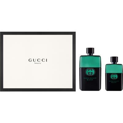 Gucci Guilty Black Pour Homme Eau De Toilette Set ($171 Value)