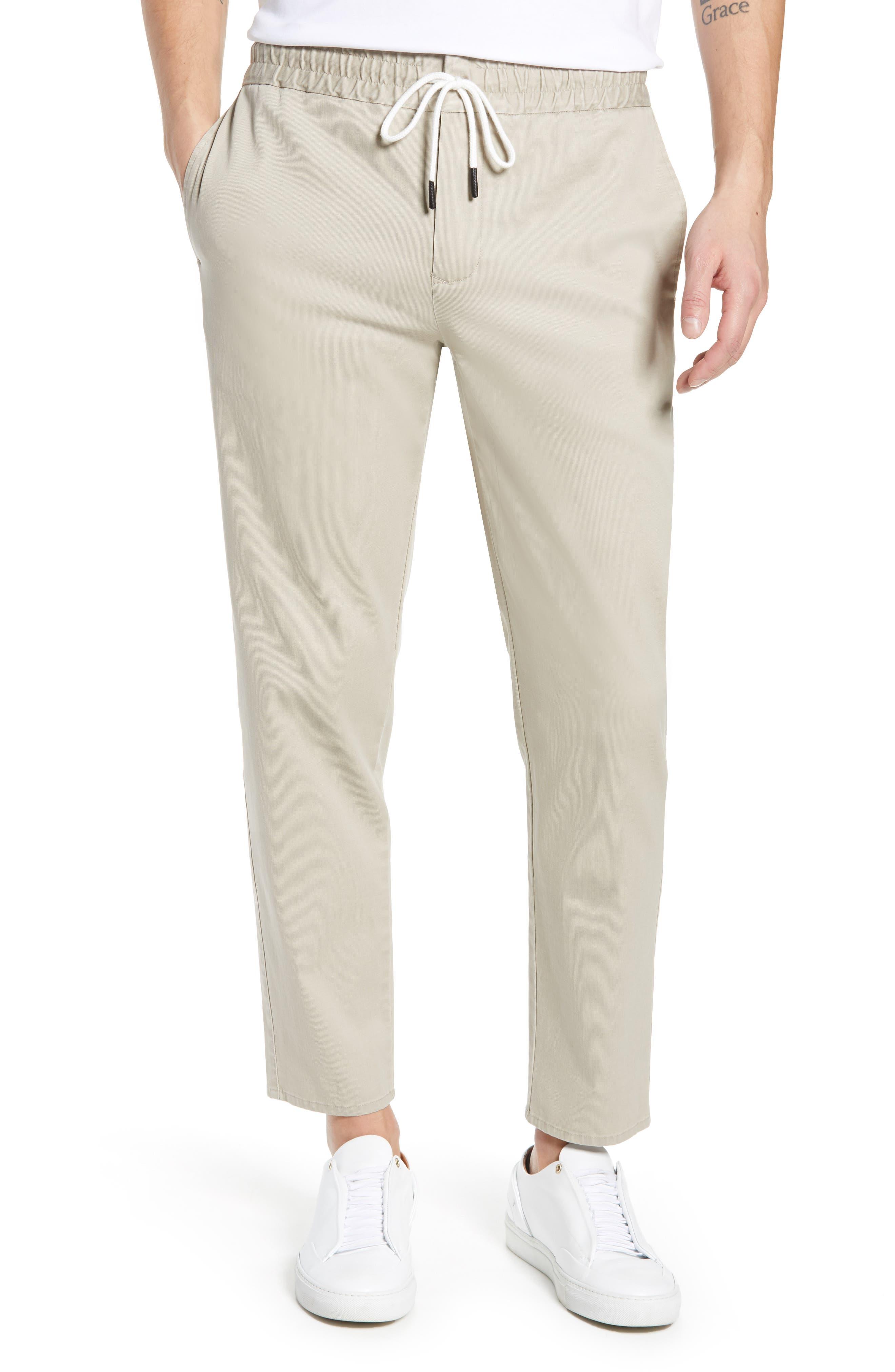 Image of BLDWN Damon Slim Fit Drawstring Pants