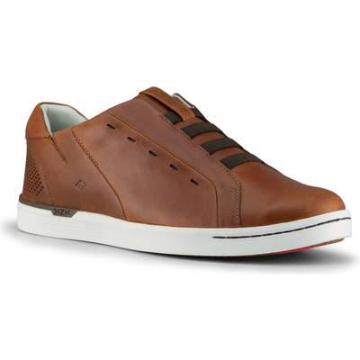 Kizik New York Slip-On Sneaker, Brown