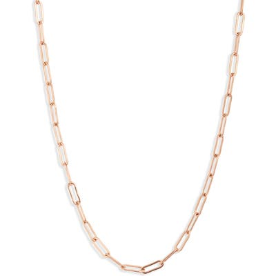 Sterling Forever Linked Chain Necklace