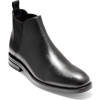 Cole Haan Wakefield Grand Chelsea Boot, Black