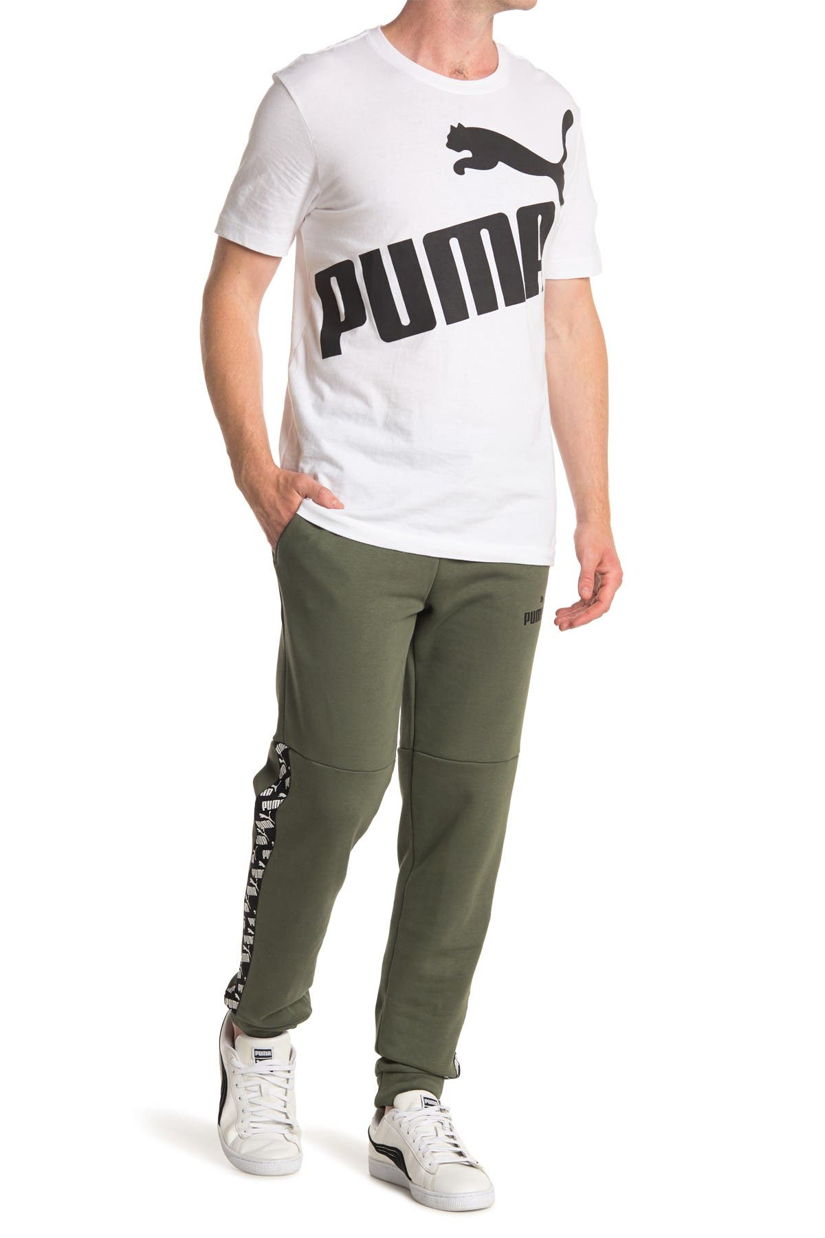 Image of PUMA Amplified Pants