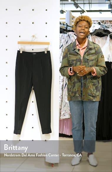 Pleat Ankle Trousers, sales video thumbnail
