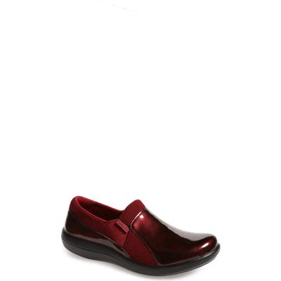 Alegria Duette Loafer,5.5- Red