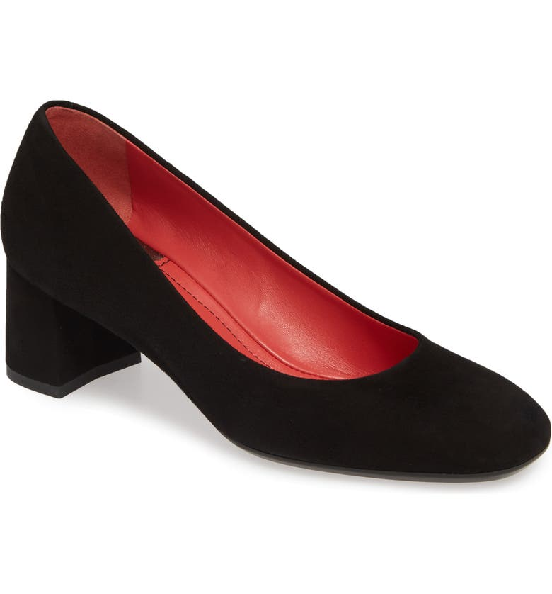 PAS DE ROUGE Chantel Pump, Main, color, 001