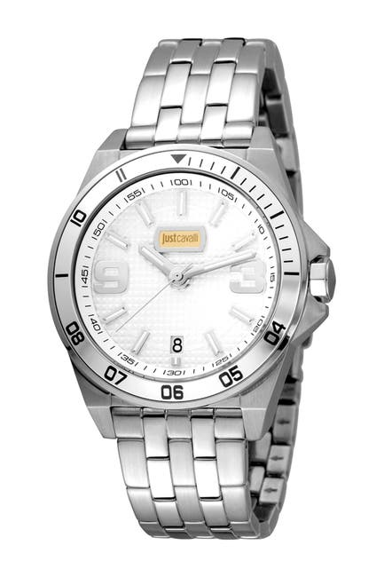 Image of Just Cavalli Men's Sport Swiss Quartz Watch, 40mm