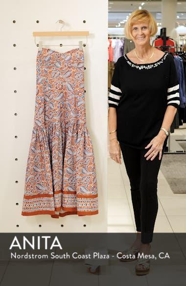 Fiore Strapless Midi Dress, sales video thumbnail