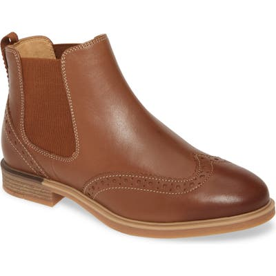 Hush Puppies Bailey Chelsea Boot- Brown