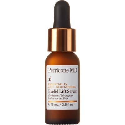 Perricone Md Essential Fx Acyl-Glutathione Eyelid Lift Serum
