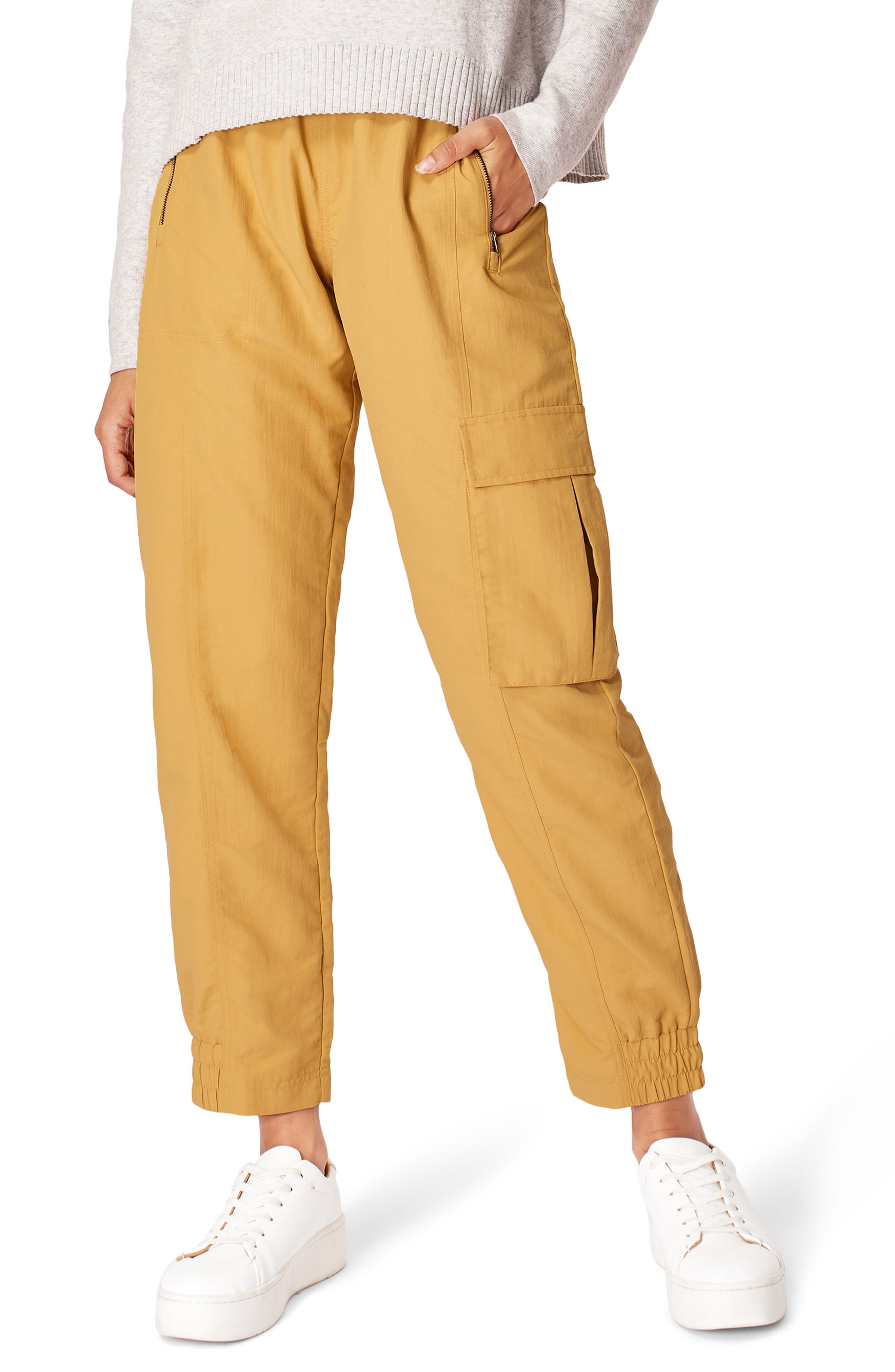 Sweaty Betty Snowdonia Water Resistant Cuffed Hiking Trousers   Nordstrom