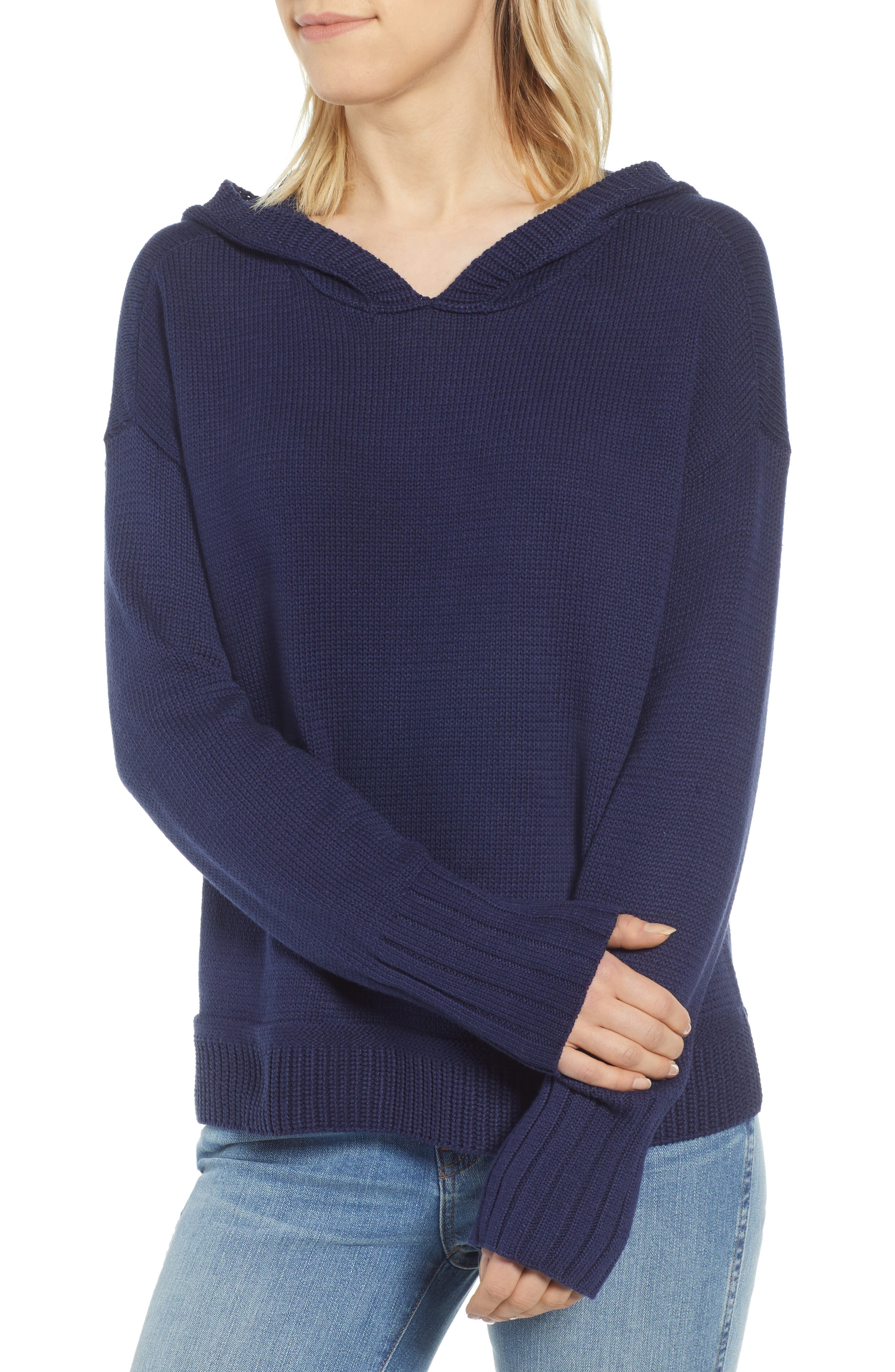 ,                             Off-Duty Hooded Sweater,                             Main thumbnail 13, color,                             401
