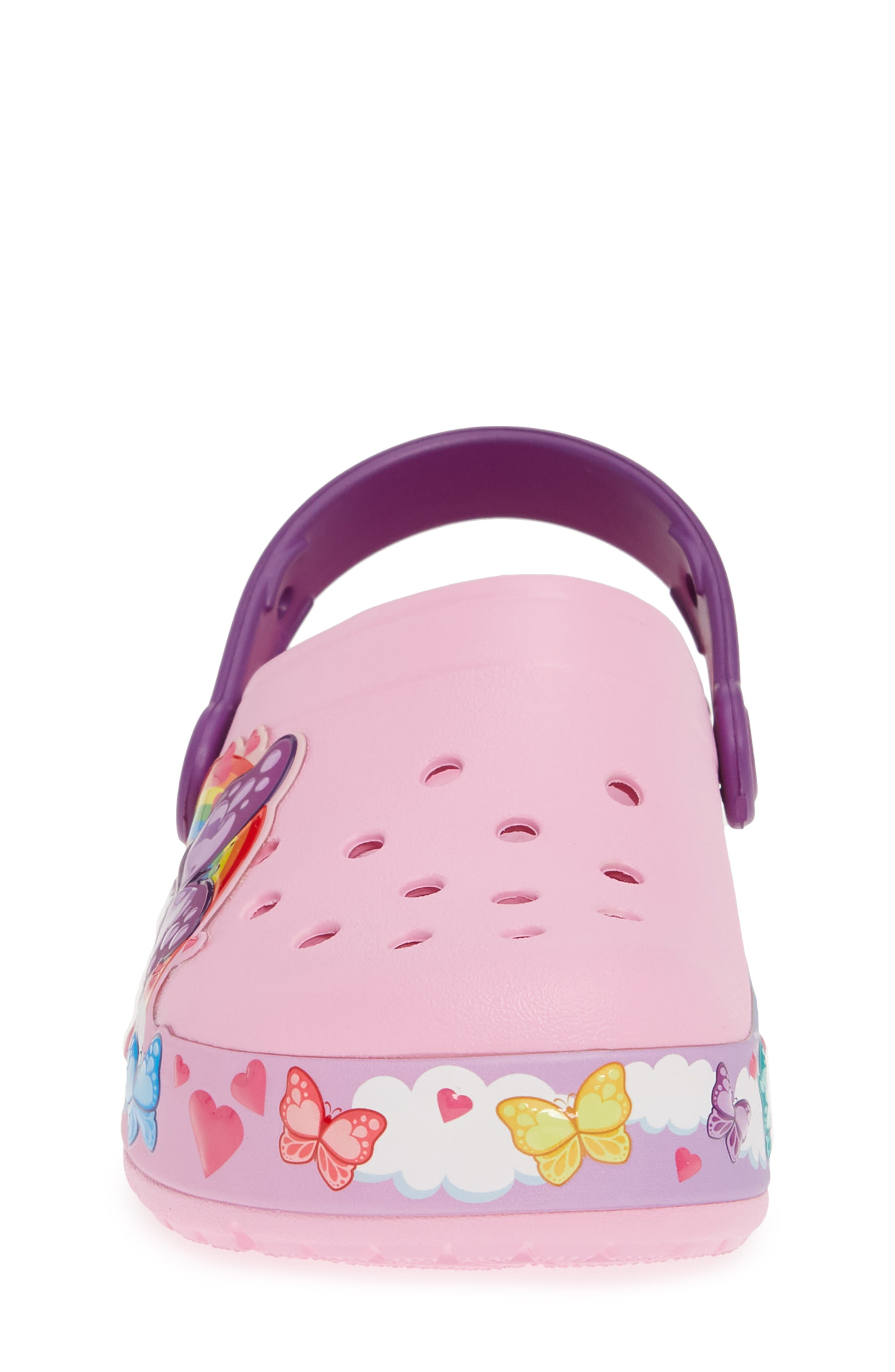 ,                             Fun Lab Butterflyband Light-Up Slip-On,                             Alternate thumbnail 4, color,                             652
