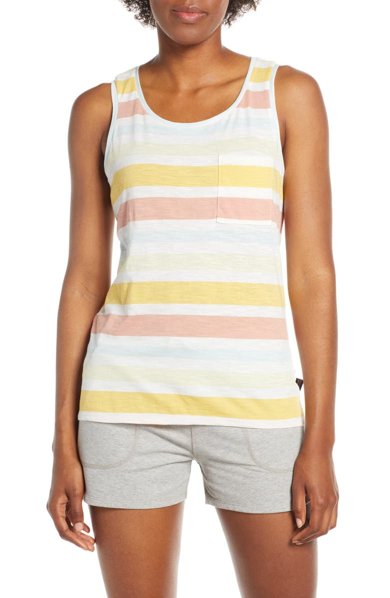 PATAGONIA Mainstay Tank, Main, color, WATER RIBBONS/ FLORA PINK