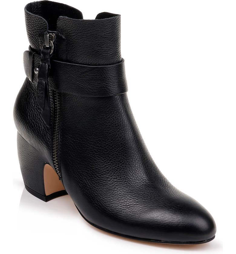 SPLENDID Harlee Bootie, Main, color, BLACK LEATHER