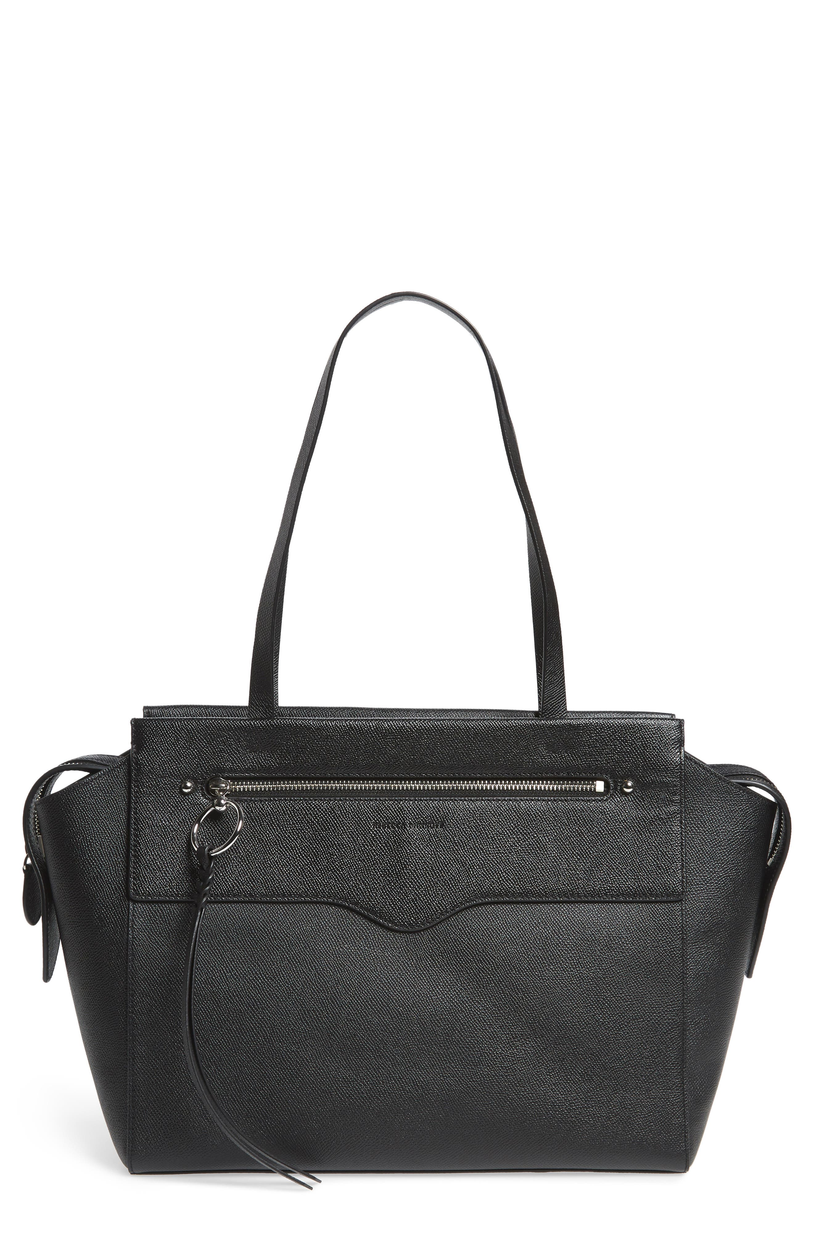Image of Rebecca Minkoff Gabby Leather Tote