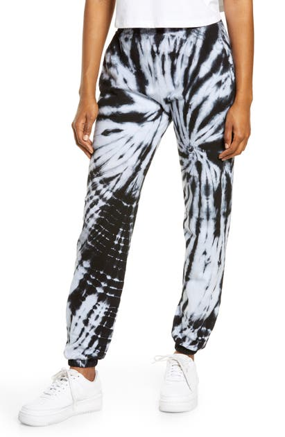 Year Of Ours Cottons TIE DYE BOYFRIEND SWEATPANTS