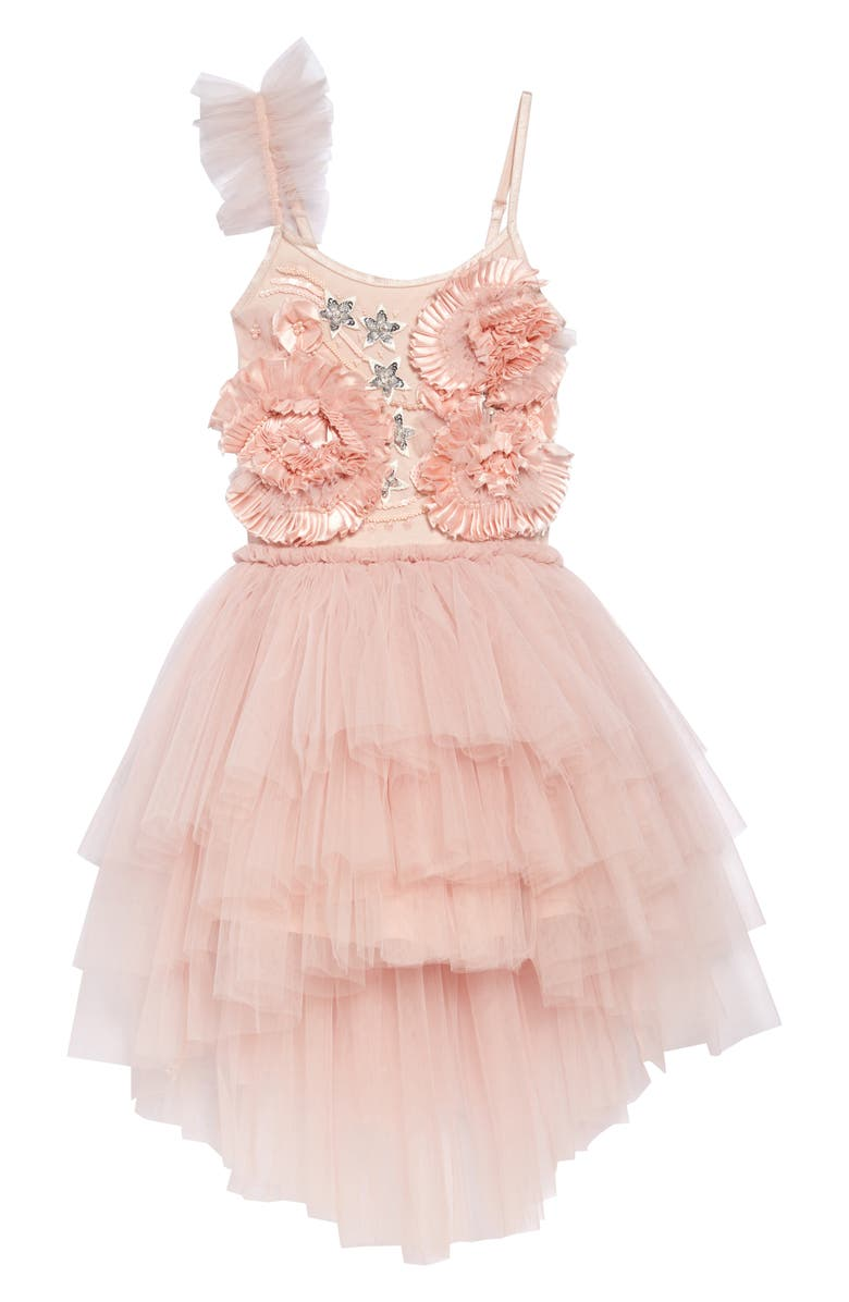 TUTU DU MONDE Cast a Spell Tutu Dress, Main, color, BLUSH