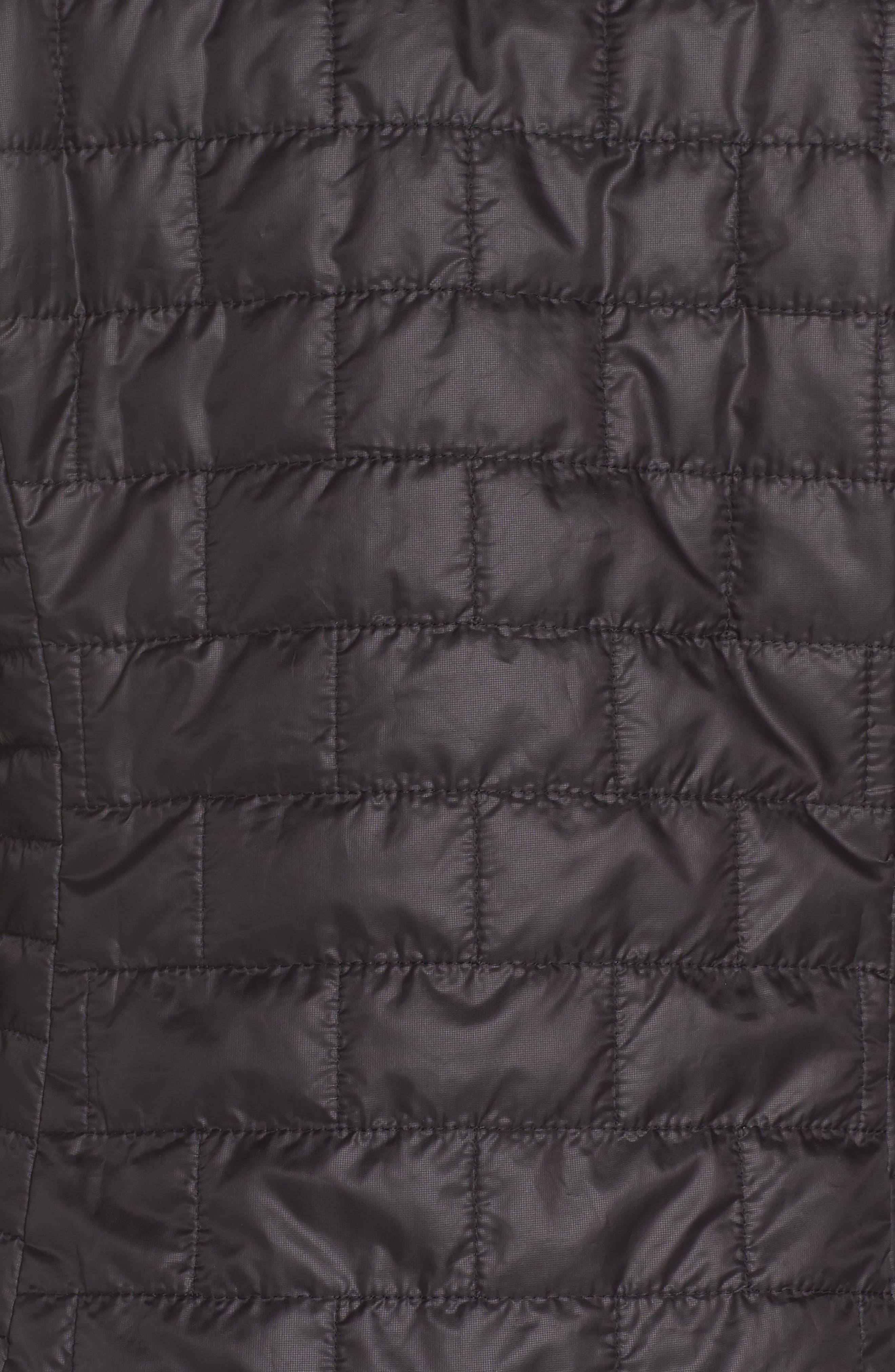 ,                             Nano Puff<sup>®</sup> Water Resistant Jacket,                             Alternate thumbnail 6, color,                             BLACK