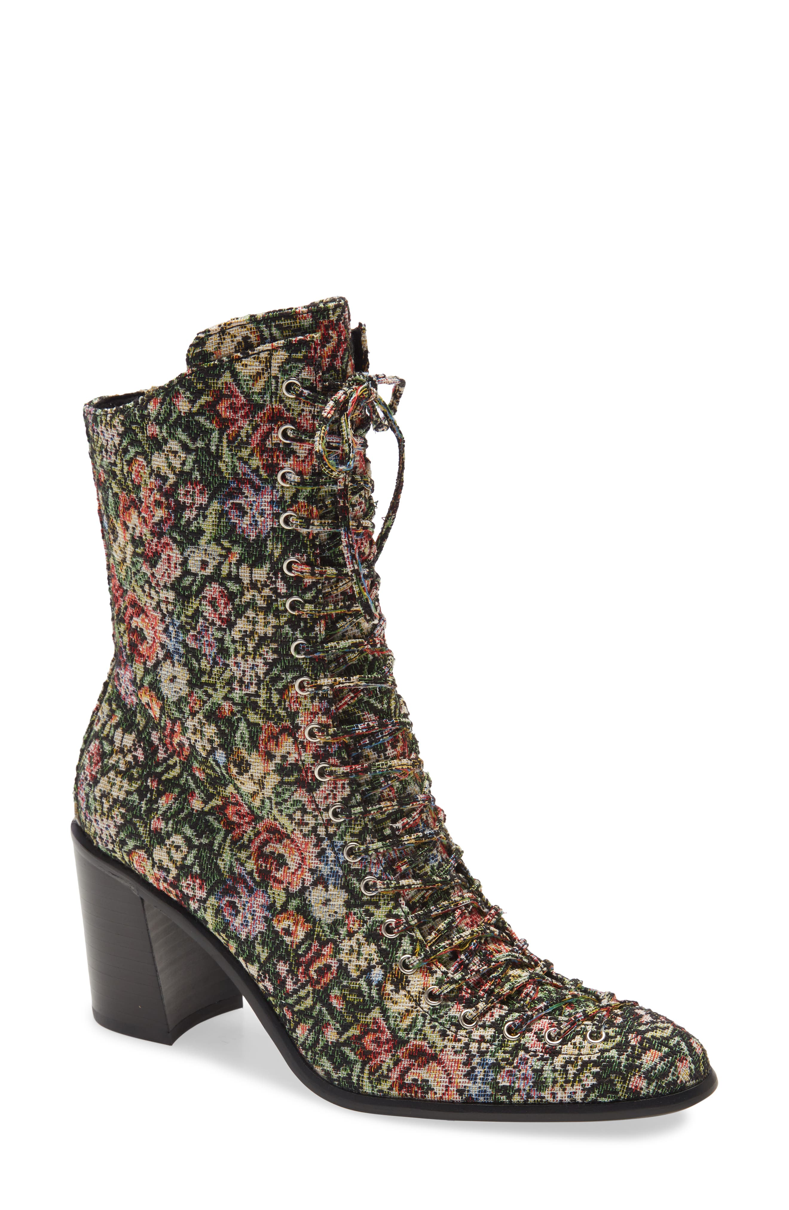Archille Lace-Up Boot