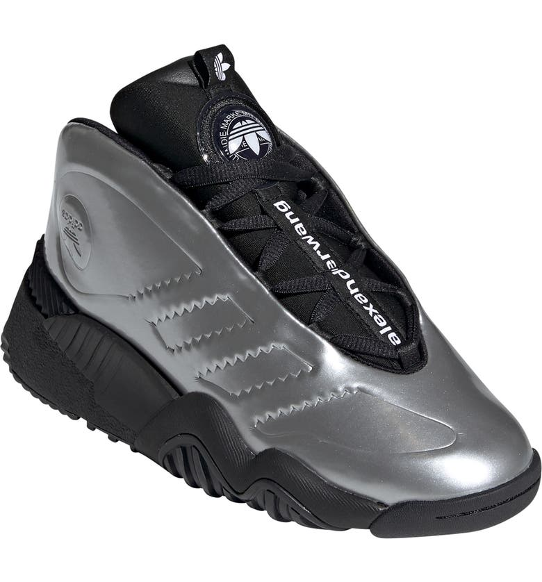 ADIDAS BY ALEXANDER WANG Futureshell Sneaker, Main, color, PLATINUM/ BLACK