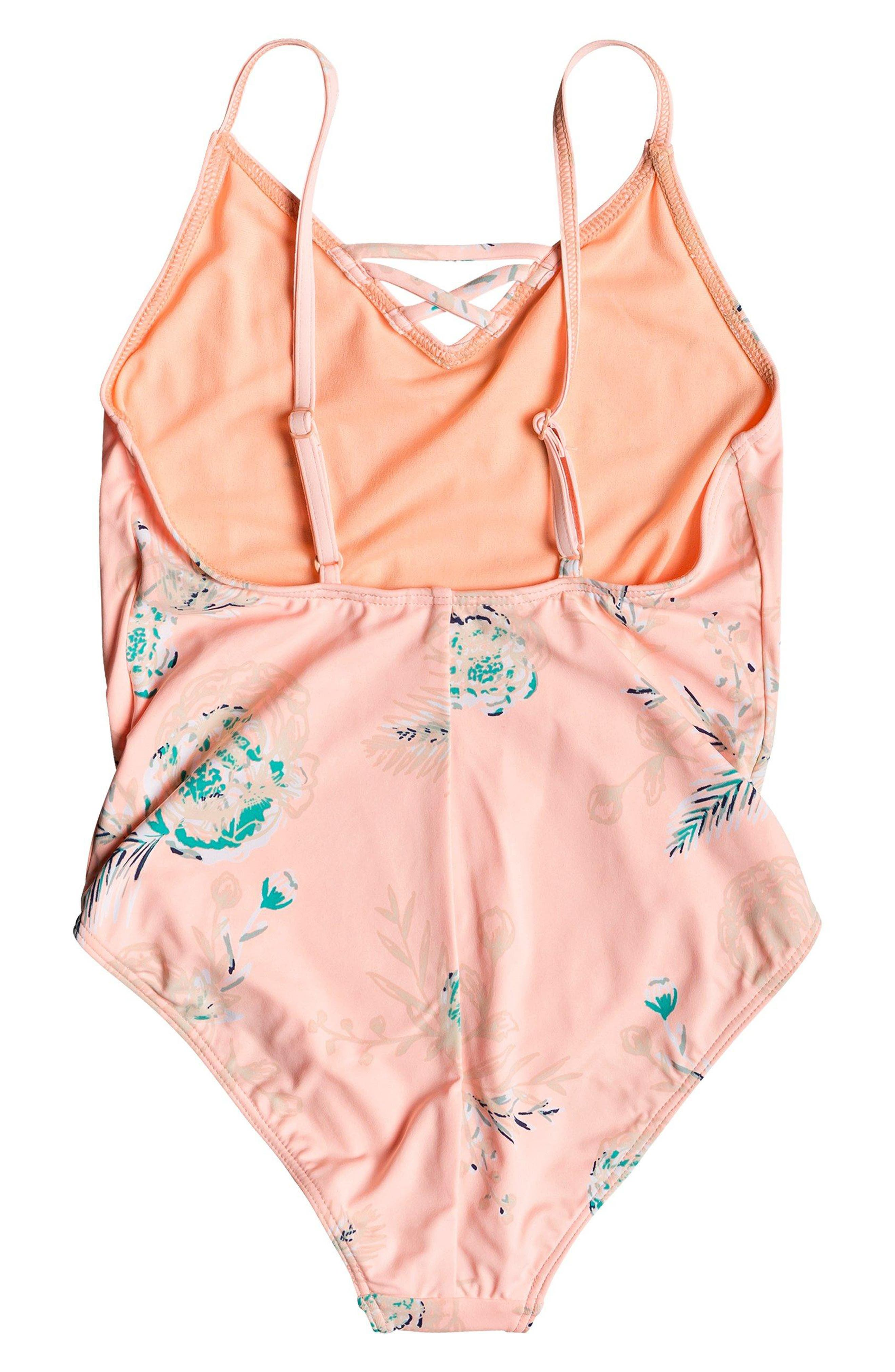 ,                             Darling One-Piece Swimsuit,                             Alternate thumbnail 2, color,                             690