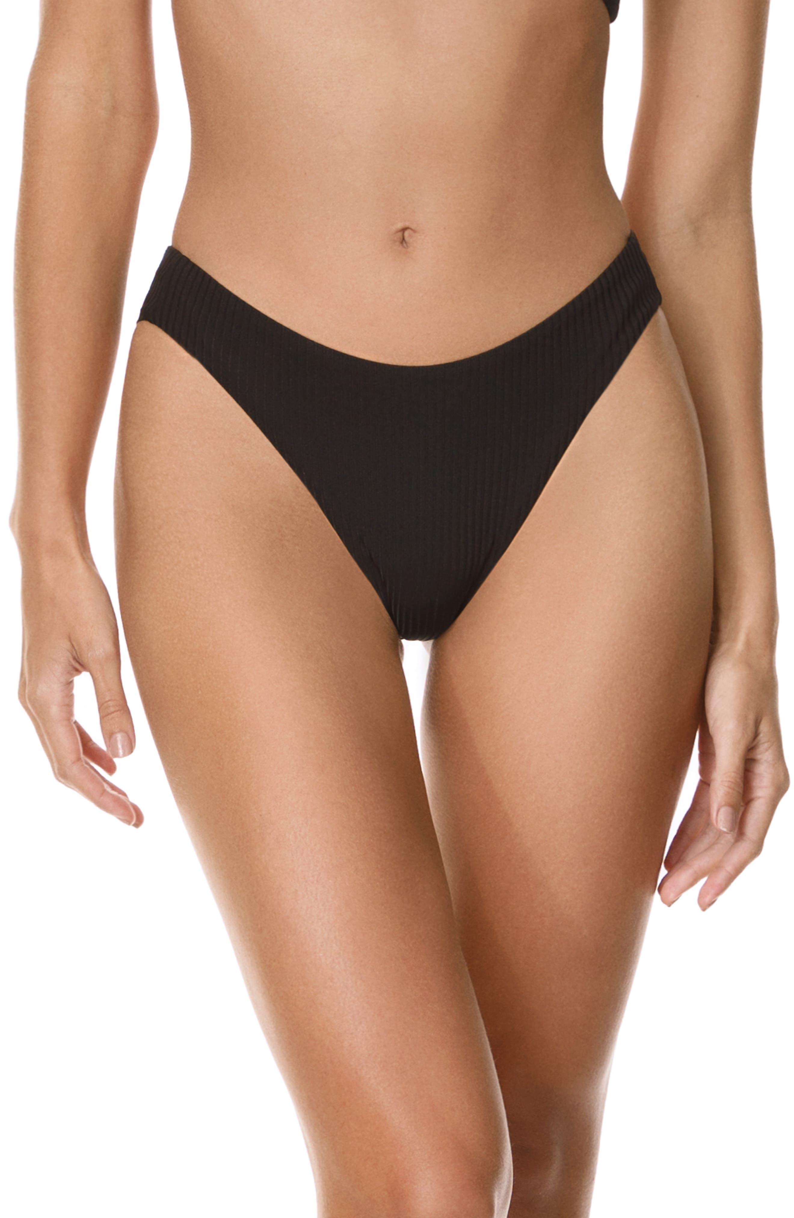 Ebony Sublimity Reversible Bikini Bottoms