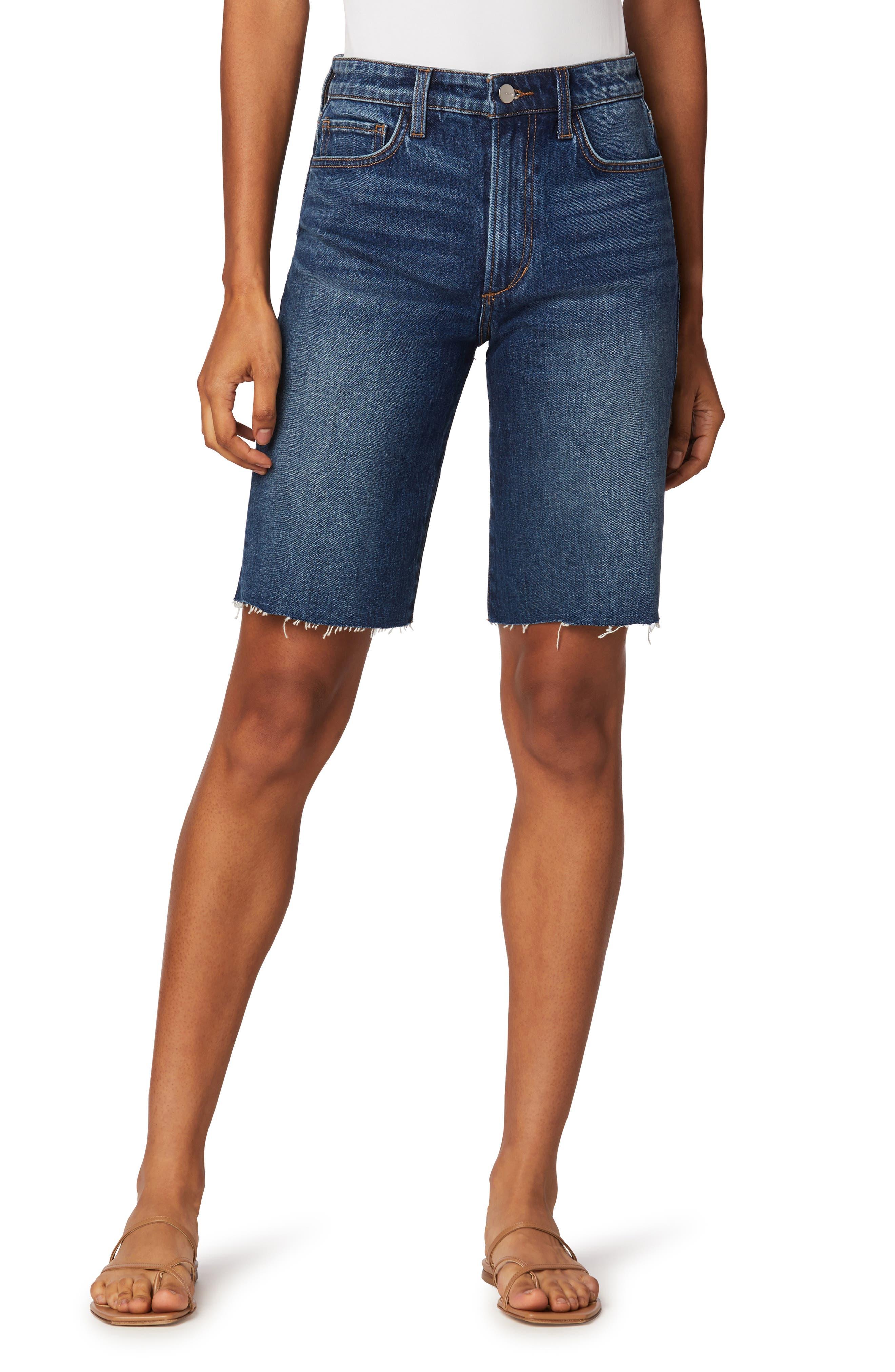 The Luna Bermuda Shorts
