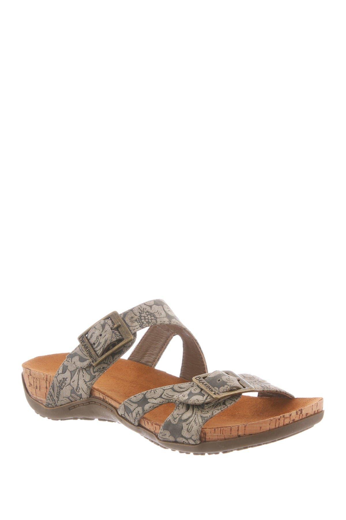 Image of BEARPAW Maddie Footbed Sandal