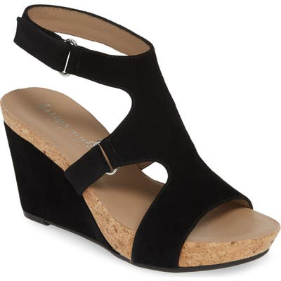 Bettye Muller Concepts Tobias Sandal, Black