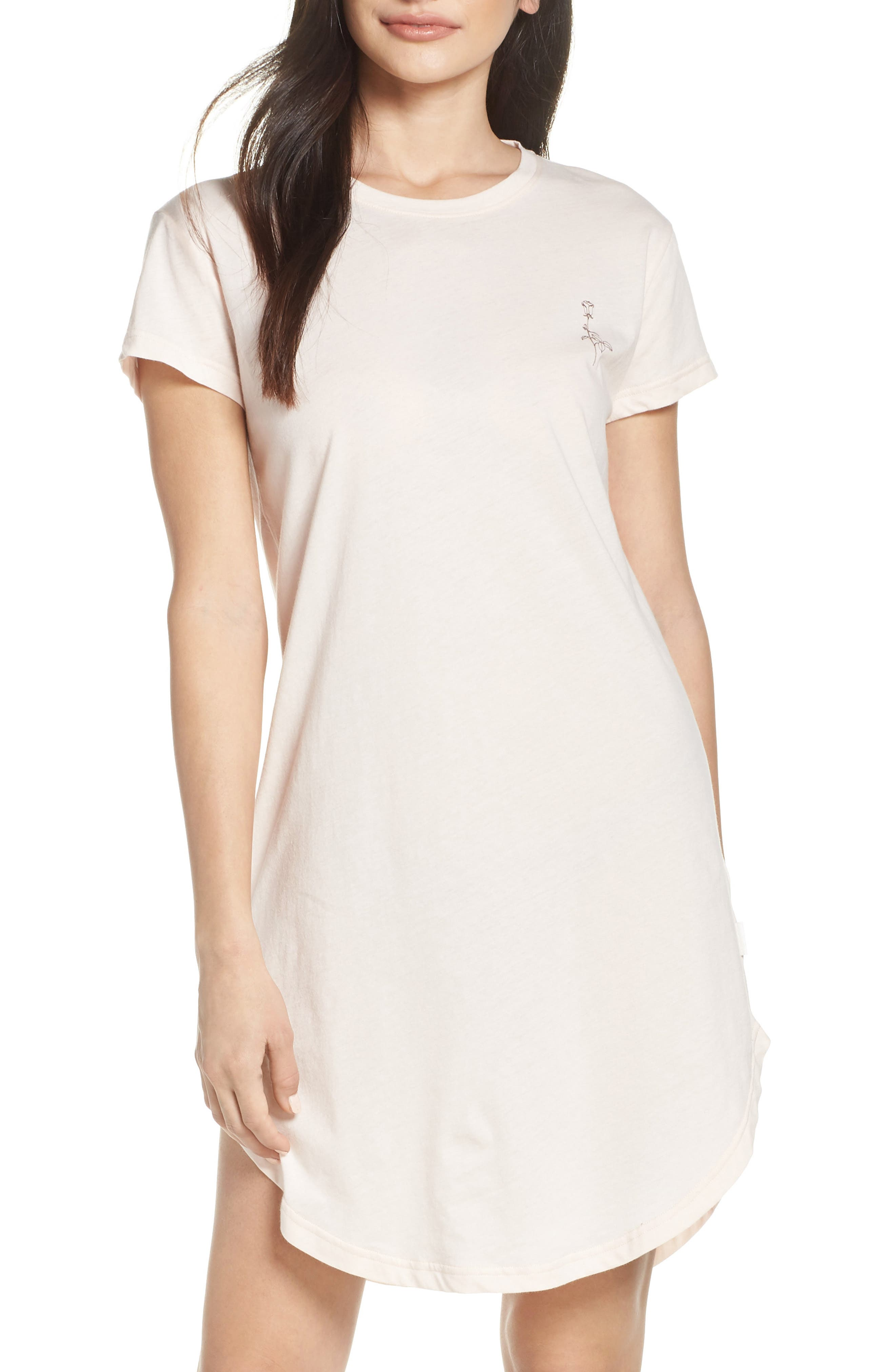 Chalmers Gwen Sleepshirt, Pink
