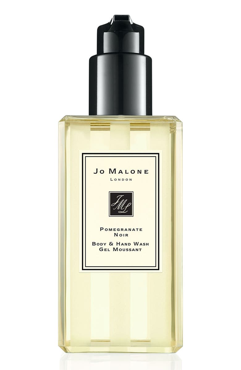 JO MALONE LONDON<SUP>™</SUP> Pomegranate Noir Body & Hand Wash, Main, color, NO COLOR