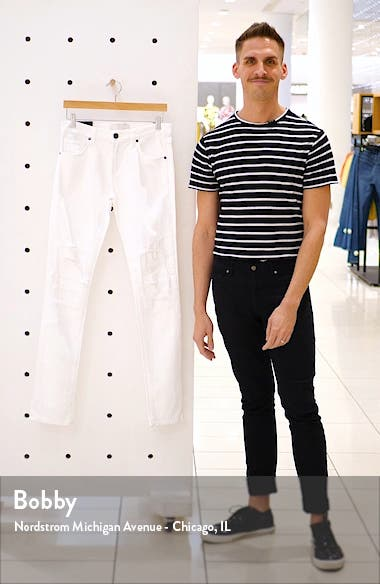Mick Ripped Skinny Fit Jeans, sales video thumbnail