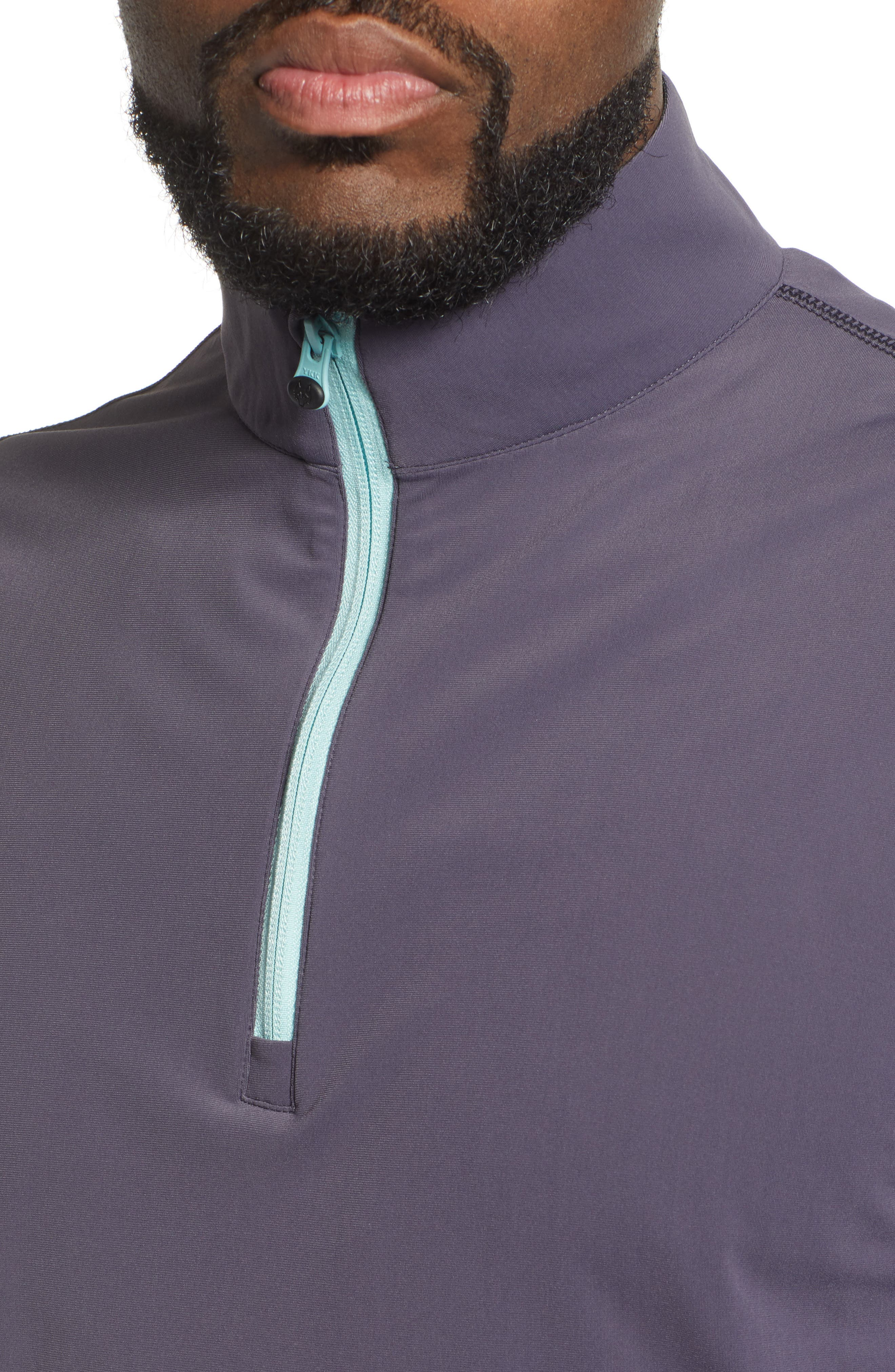 ,                             Tate Quarter Zip Pullover,                             Alternate thumbnail 5, color,                             EEL