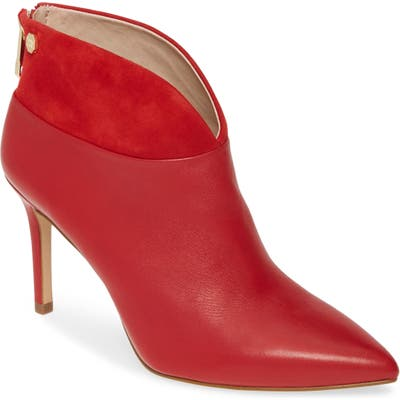 Louise Et Cie Sana Bootie, Red