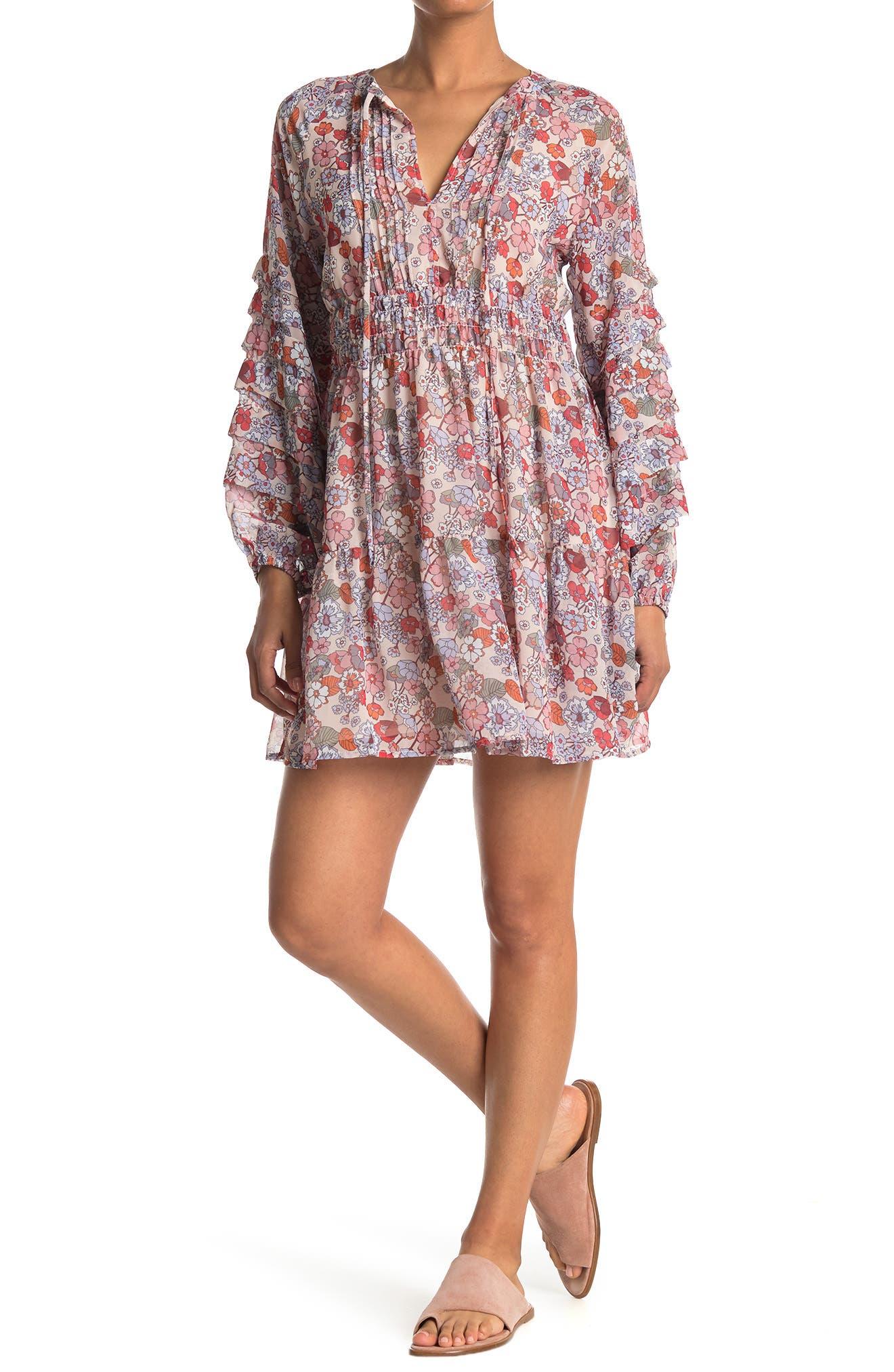 Image of North and Co Vintage Floral Biba Dress