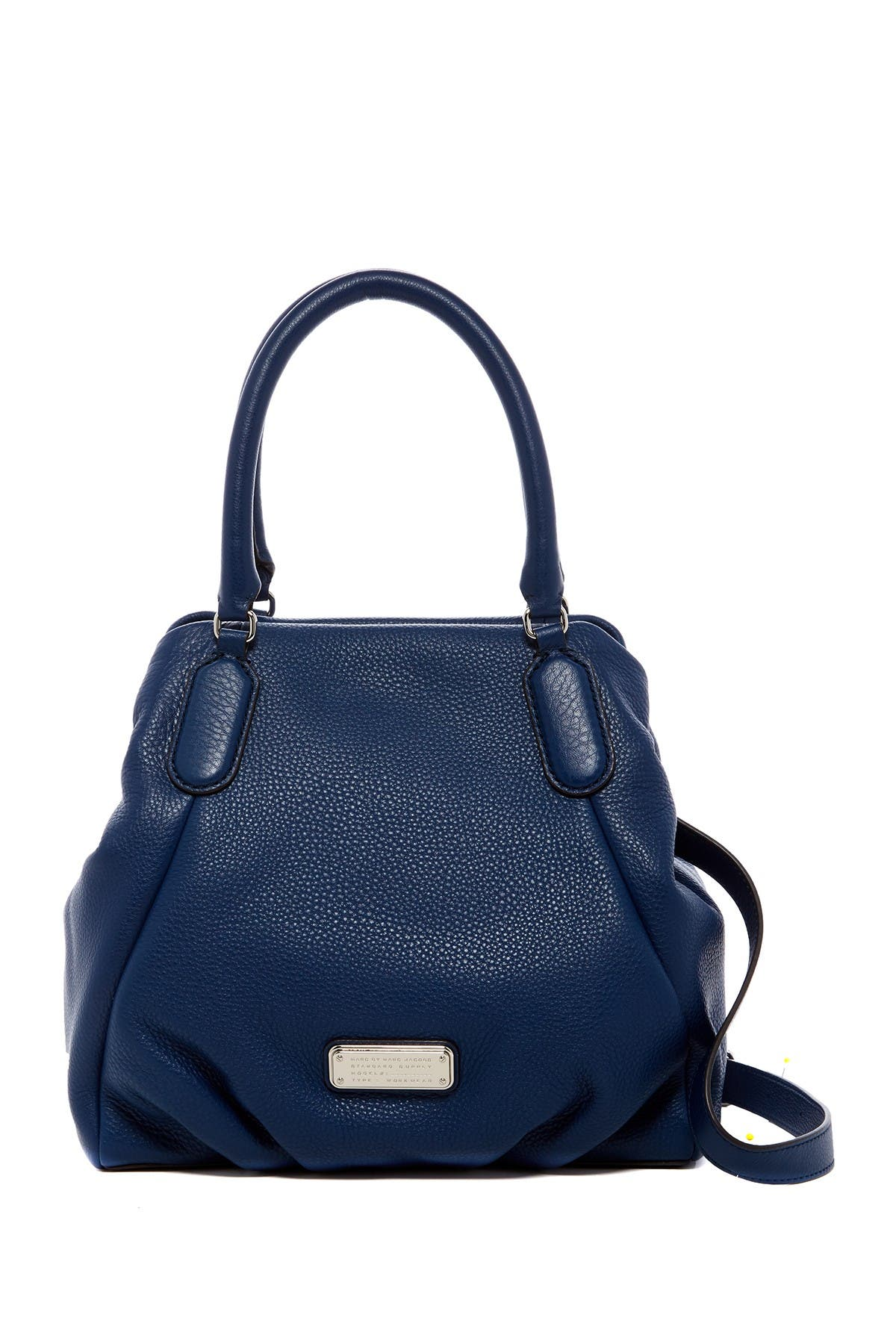 Image of Marc by Marc Jacobs Fran Leather Satchel
